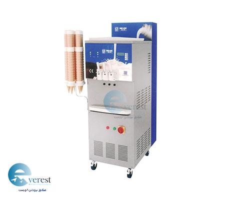 دستگاه بستنی ساز قیفی نیکنام سه فاز مدل TM1600